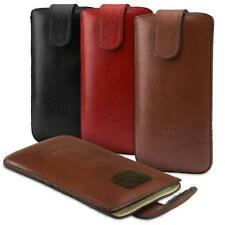 Samsung Galaxy S4 IV Case Leather Pouch Case Pouch Cover Wallet Holster PLM MUT