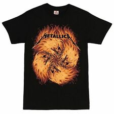 Metallica Skull Circle T-Shirt SM, MD, LG, XL, XXL New