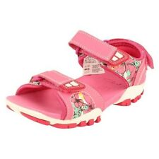 Girls Clarks Sandals Style Zalmo Word-W