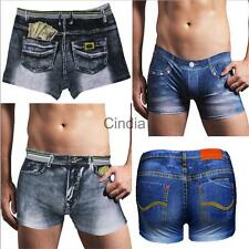 New Fashion Underpants knickers Sexy Men's Boxer Briefs Shorts Underwear Pants