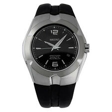 Seiko Analog Business Mens KINETIC   Watch SNG083P1