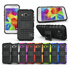 2016 New Kickstand Phone Case For All Samsung Galaxy Fitted Skin Hybrid
