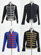 My Chemical Romance Military Parade Jacket Coat Cosplay Halloween Costume