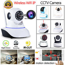 Wireless Pan Tilt 720P Security Network CCTV IP Camera WIFI Webcam Night Vision