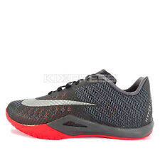 Nike Hyperlive EP [820284-002] Basketball Black/Silver-Red