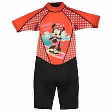 Kids Character Shorty Wetsuit Childrens New