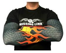Missing Link SPF 50 Carbon It Up Wicking ArmPro Compression Sleeves APCU