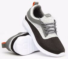 Men's Globe Roam Lyte - Black/Grey/Charcoal Shoes. Size 7 - 13. NIB, RRP $99.95