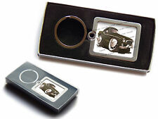 VOLVO P1800 Official Koolart Premium Metal Keyring With Gift Box Any Colour!