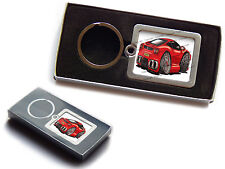 FERRARI F430 Official Koolart Premium Metal Keyring With Gift Box Any Colour!