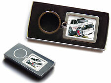 MG METRO Official Koolart Premium Metal Keyring With Gift Box Any Colour!