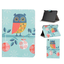 The owl Leather Magnetic Smart Stand Case Cover for iPad 2 3 4 Mini Air Pro 9.7