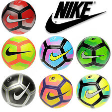 Nike 2015 2017 Pitch Premier League EPL Football Size 5 Professional Ball / Pump