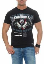 Mafia & Crime men's T-Shirt Short sleeve shirt Shirt MC CAMORRA