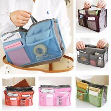 Cosmetic Make Up Hand Bag Case Storage Pouch Organizer Toiletry Wash Travel #JP
