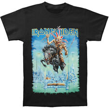 Iron Maiden Men's  Tour Trooper T-shirt Black