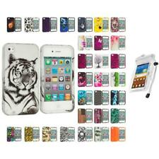 For Apple iPhone 4 4S Hard Design Case Cover Accessory Waterproof Bag