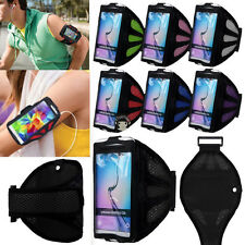 Running Jogging Armband Case Sports Gym Cover For Samsung Galaxy S3/4/5/6/7 Note