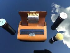 Vintage But Nearly New Men's Vanity Case And Complete Accessory Kit