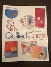 50 Nifty Quilted Cards Instruction Book
