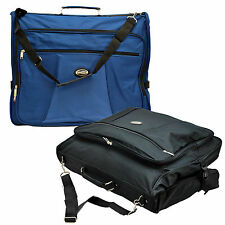 """""""E-Z Tote"""" Light-Weight Travel Garment Bag Folding Suit 41 Inch Carry-On Case"""
