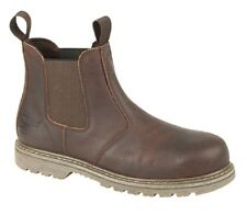 Unisex Industrial Safety Boots Grafters EN ISO 20345