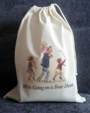 We're Going on a Bear Hunt Story Sack, Book and CD Packed Full of Resources