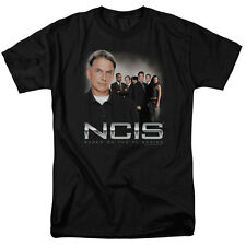 NCIS TV Show Agent Gibbs Cast Characters Picture Investigators Tee Shirt S-3XL