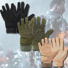 New Military Airsoft Hunting Paintball Motorcycle Cycling Army Tactical Gloves