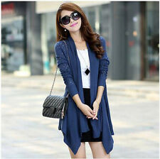 new spring autumn Korean fashion Hollow out knitting Ms. cardigan sweater coat