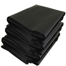 Strong Black Refuse Sack Wheelie Bin Liner Bags Home/Office/Laundry Poly 30L/60L
