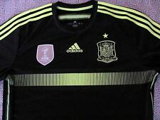 NWT Adidas Performance Climacool Spain National Soccer Team Away Jersey Size M+L