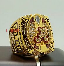2015 2016 Alabama Crimson Tide Cotton Bowl National Championship Ring Size 8-14