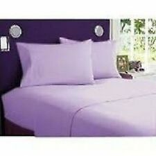 Comfort bedding 1000 TC 100% Egyptian Cotton 6 PC's Sheet Set Lavender Solid
