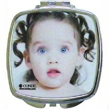 Custom Personalized Promotional Photo Compact Mirror