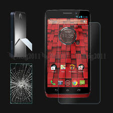 Tempered Glass Film Screen Protector for Motorola Droid Ultra Droid Maxx XT1080M