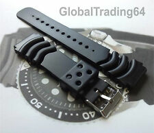 20,22mm PU RUBBER DIVERS WATCH STRAP SEIKO style Z20/Z22 DIVERS WATCH