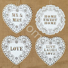 New Large Hanging Heart Decorations Wedding Favours Wedding Gift Home Decoration