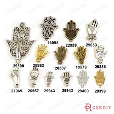 Alloy Buddha hand Palm Charms Diy Jewelry Findings Accessories Wholesale 16095