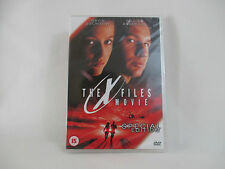 The X-Files Movie (2000) Special Edition DVD, New & Sealed