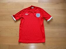 Umbro England Away Football Shirt/top/jersey/adult small/36 inch chest