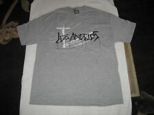 New Gray Old English Brand Los Angeles Drips t-shirt - size XL 2XL - West Coast