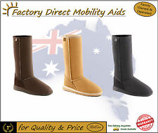 Ugg Australia Tidal Long Boots Shoes Fully Australian Made and Produced!