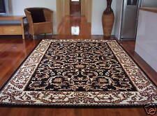Extra Large Floor Rug Patterned Modern Designer FREE DELIVERY 330 x 240 7520B11