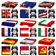 Skins Game Decals Sticker Decal for Playstation 4 PS4 Console and Controllers