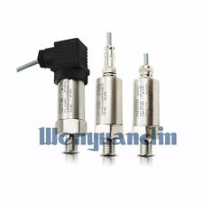 Pressure Transmitter Pressure Transducer 12-24V 4-20MA For Oil Gas Water