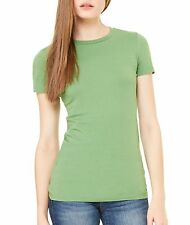 Bella + Canvas Women's The Favorite Tee Short Sleeve Crewneck T-Shirt 6004