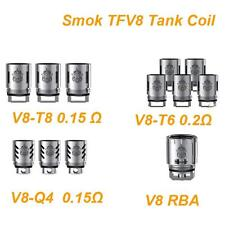 AUTHENTIC SMOK TFV8 TANK Q4 COILS 0.15OHMS 3PCS/PK