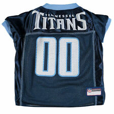 Tennessee Titans Dog Jersey Officially Licensed NFL Products