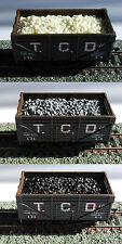 RESIN WAGON LOAD FOR MAINLINE OO GAUGE 12T 9 PLANK  WAGON COARSE COAL